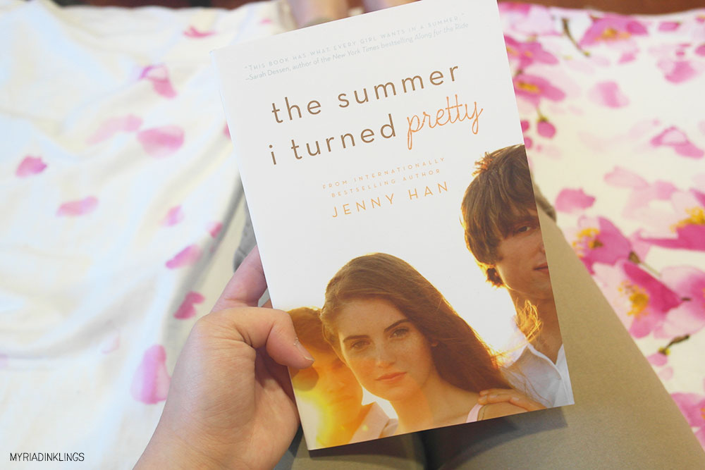 Review: The Summer I Turned Pretty – Jenny Han